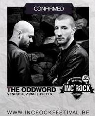10ème édition de l'Inc'Rock Festival du 2 au 4 mai 2014 à Incourt : On vous livre déjà des noms !