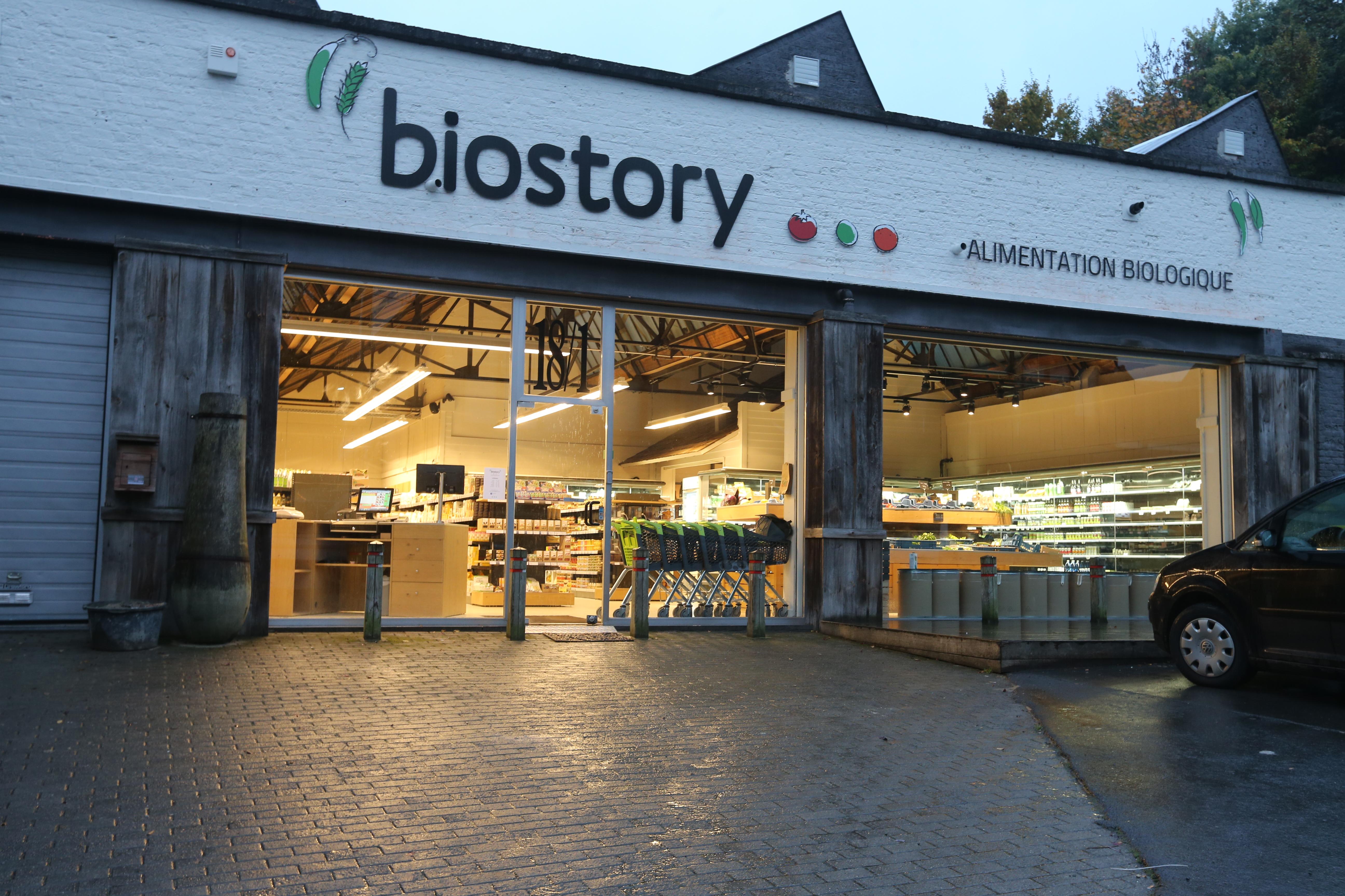 biostory : Nouveau magasin bio aux Papeteries de Genval