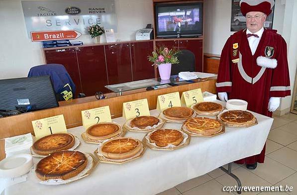 Confrérie du Stofé - Les boulangers-pâtissiers certifiés 2014