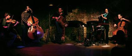 Diab Quintet - 21h - Folk, Belgique - Jeudi 15 mai 2014