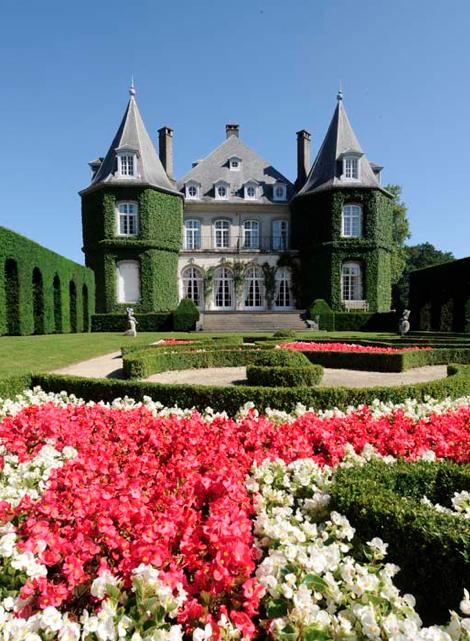 Jardins exceptionnels de Wallonie : La Hulpe