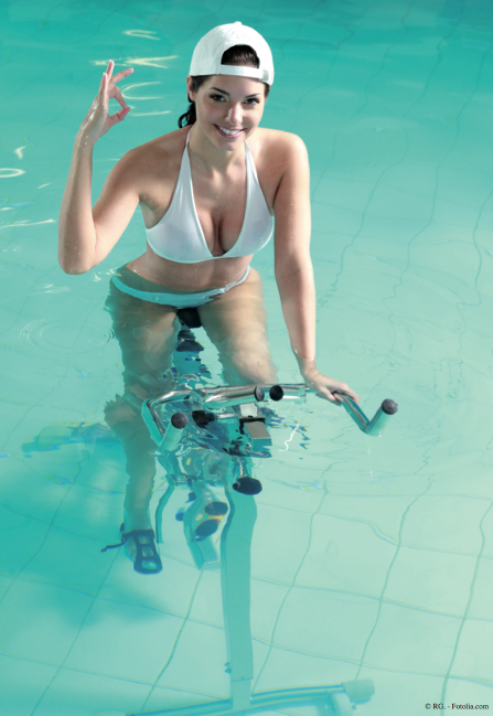 Reportage - Aquabike en Brabant wallon (Waterloo, Wavre, Nivelles)