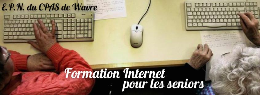 WAVRE – Formation Internet gratuite pour les aînés