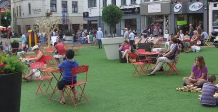 Le jardin urbain de wavre for Wavre jardin urbain 2015