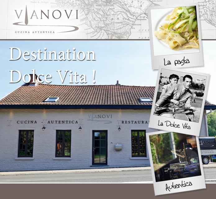 Restaurant VIANOVI à Chaumont-Gistoux