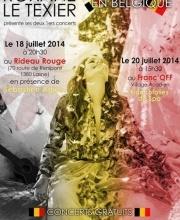 Concert gratuit de Roxane Le Texier au Rideau Rouge