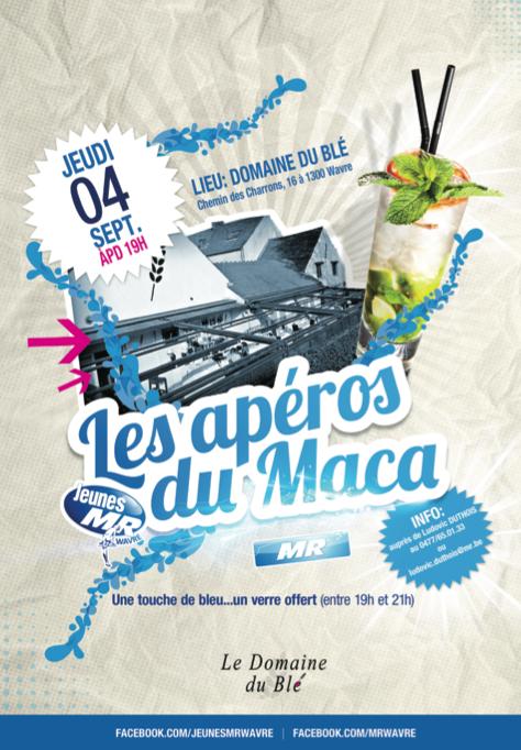 Les Apéros du Maca – 4ème Edition