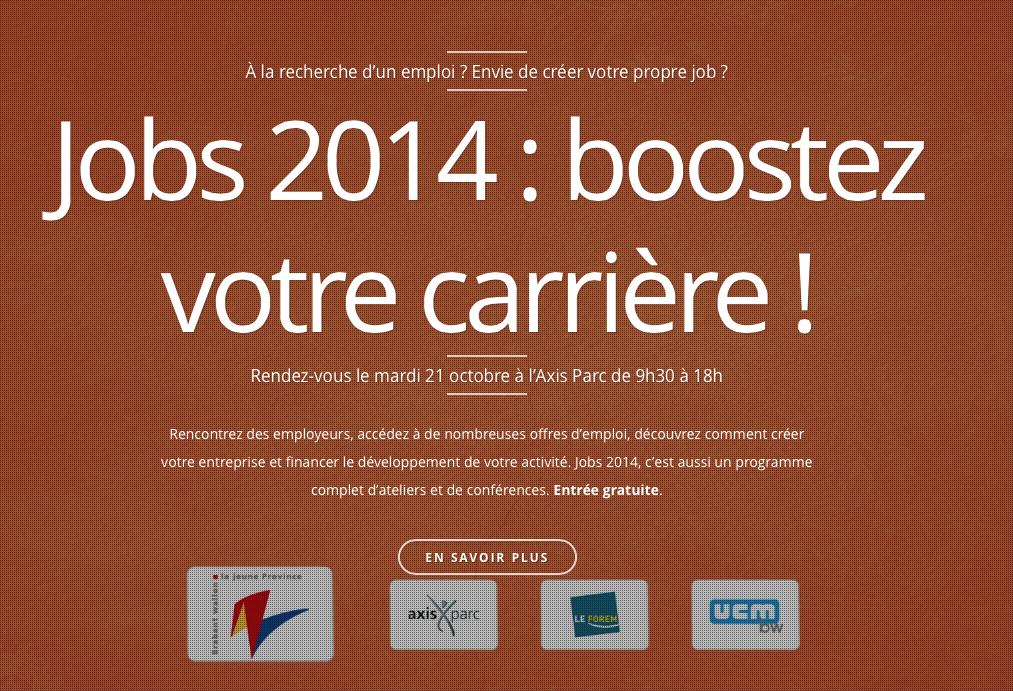 Jobs 2014 : boostez votre carrière !
