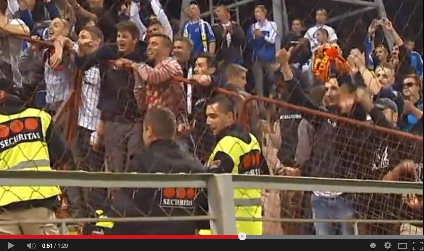 Belgique - Bosnie ! Incroyables exemples de Fair Play !