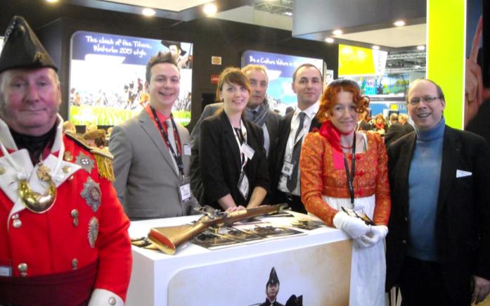 Waterloo au marché mondial du tourisme