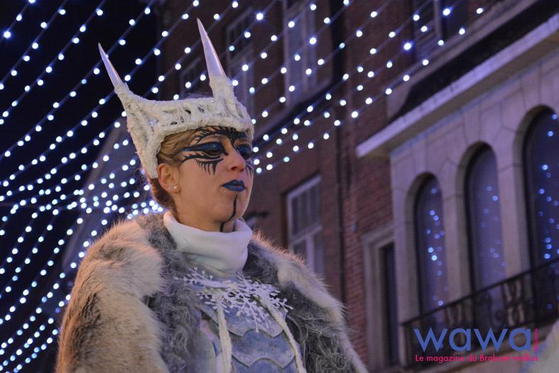 La Parades des Chasseurs d'étoiles à Wavre !