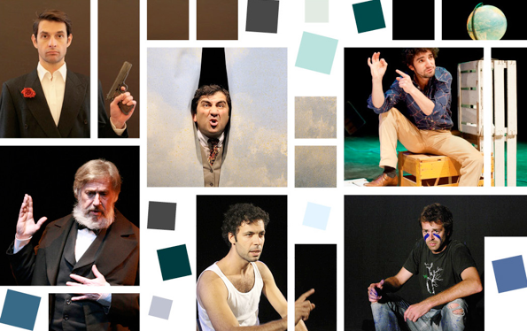 Festival : Scène au masculin : 6 spectacles par et pour les hommes