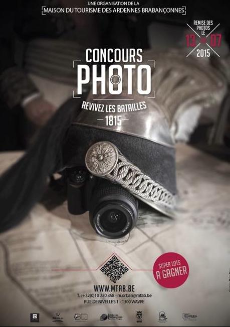 Concours photo : 1815 - Revivez les batailles