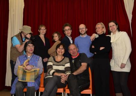 La Tarentelle, c'est une bande de copains, mais c'est aussi une troupe théâtrale qui a acquis, au fil du temps, une expérience certaine, mise au service de la comédie qu'elle interprète chaque année.