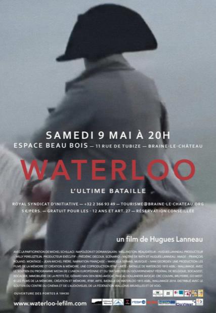 EXPOSITION « Waterloo 1815-2015 en passant par Braine-le-Château. »