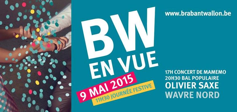 Portes ouvertes à la Province du BW : BW EN VUE ! (Concerts et animations)