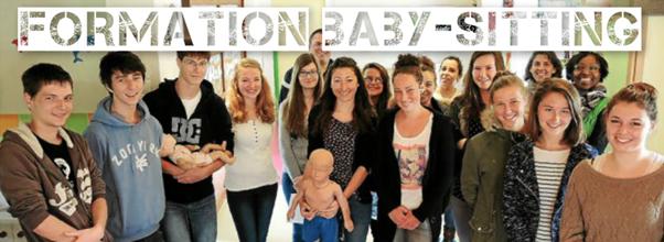 Formation au baby-sitting pour les jeunes