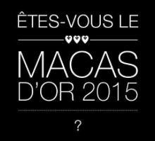 Macas d'Or 2015 !