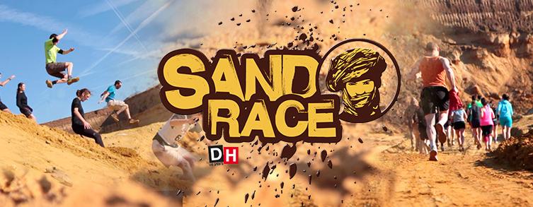 La Sand Race est la nouvelle course à obstacles de l'année ! (+ code de réduction)