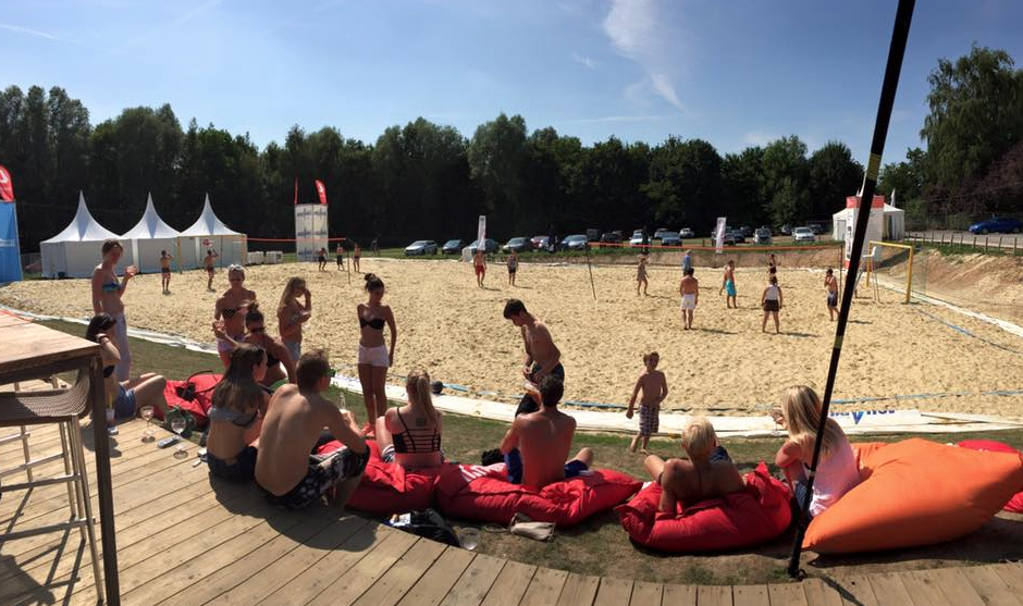 Waterloo : Soyez à la plage ! (+ vidéo)