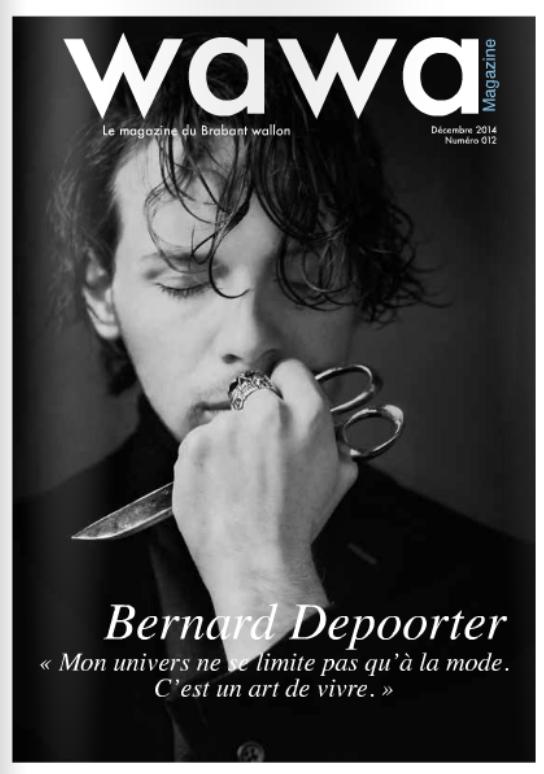 WaWa Magazine n°12 - Novembre / Décembre 2014