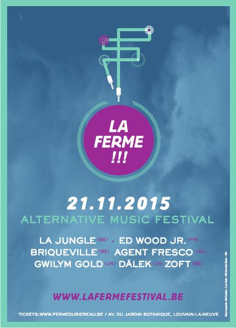 A VENIR  :  LA FERME!!! FESTIVAL