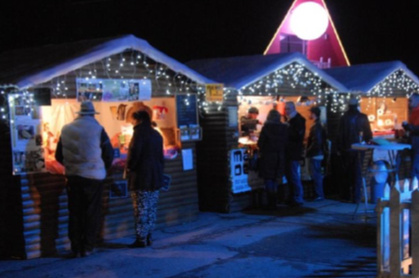 Waterloo : Le Marché de Noël s'agrandit !
