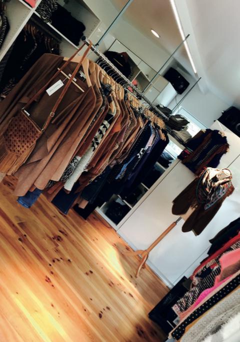 BABETH: La Boutique Au Fond du Jardin (Vêtements Brabant wallon)