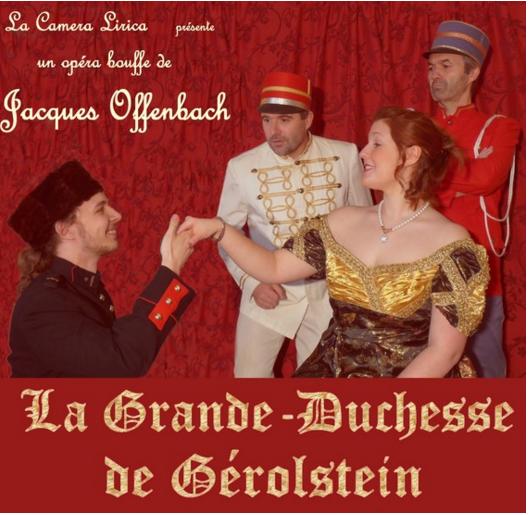 """La Grande-Duchesse de Gérolstein"""