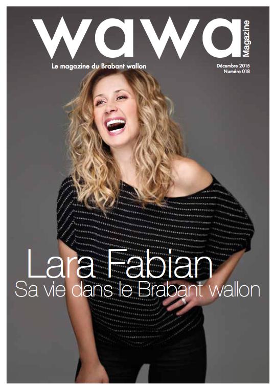 WaWa Magazine n°18 - Novembre / Décembre 2015