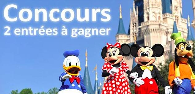 Gagnez 2 entrées gratuites pour le Disneyland Paris avec ARYES PROPERTIES