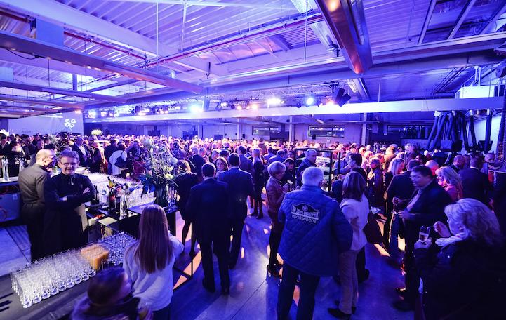 Ginion Group fête ses 50 ans avec l'inauguration de sa nouvelle concession dans le zoning de Wavre Nord.