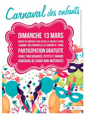 Un carnaval à Lasne ce dimanche 13 mars