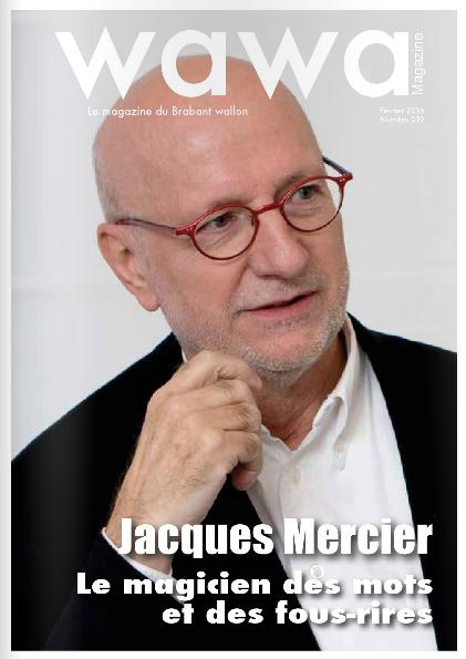 WaWa Magazine n°19 - Janvier / Février 2015