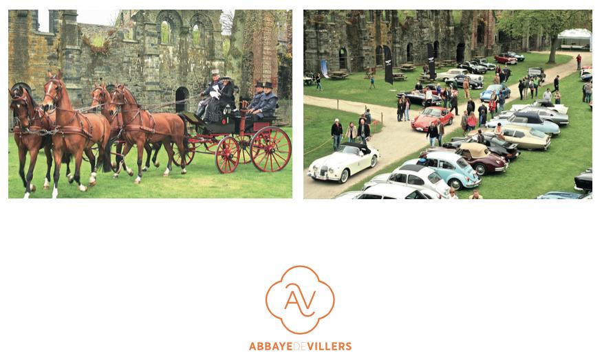 Villers La Ville : De l'Hippomobile à l' Automobile !