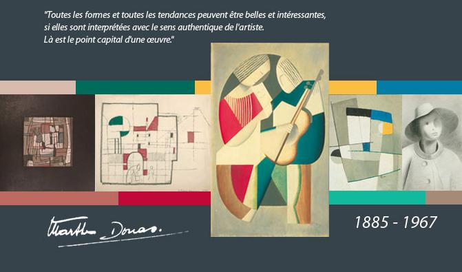 Le Musée Marthe Donas (Ittre)
