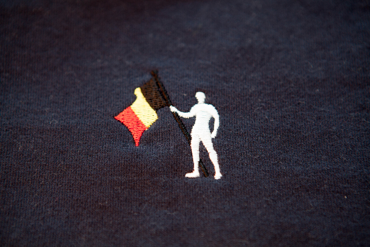 Fan's Team : un sportswear chic pour afficher sa fierté d'être Belge