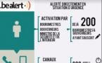 """BRABANT WALLON: """"Be-Alert et Alert-SMS"""""""