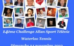 Challenge Allan Sport Télévie 2019 - Waterloo Tennis