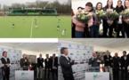Double inauguration : le Waterloo Ducks Hockey Club à la pointe de la technologie !