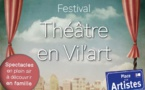 Festival théâtre en Vil'Art à Louvain-la-Neuve cet été!