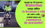Waterloo : Illico presto, vos livraisons en vélo cargo!