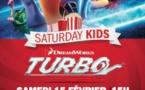 """Article Samedi 15 février à 15h, projection du film """"TURBO"""" chez Media Markt Braine l'Alleud !"""