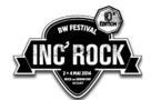 10ème édition de l'Inc'Rock Festival ! Line up !