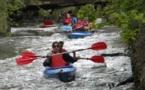 Wavre en kayak !