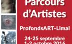 Parcours d'Artistes ProfondsART-Limal 2016 - 6e édition