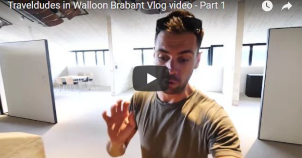 """BRABANT WALLON: """"4 jours pour visiter"""""""