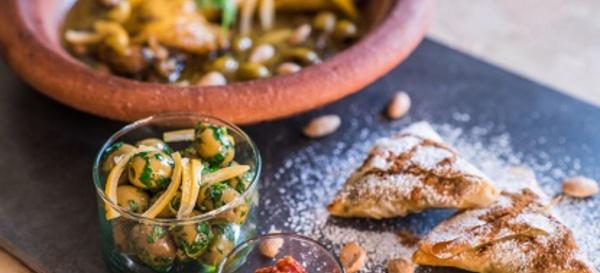 Comme là-bas Au Souk, votre traiteur de cuisine marocaine, à Genval en Brabant Wallon