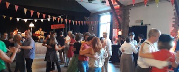 Une nouvelle école de danses – EléDanse – a ouvert ses portes dans le Brabant wallon en 2018