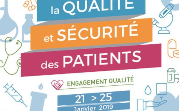 La Clinique Saint-Pierre Ottignies organise une semaine « Qualité et sécurité des patients » du 21 au 25 janvier 2019.